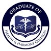 Graduate of Hearth & Harmony Colleges