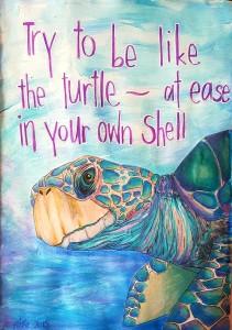 Turtle resized
