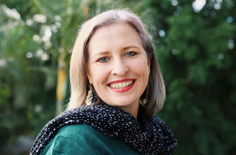 Tammy Quire, Art Therapist, Shailer Park