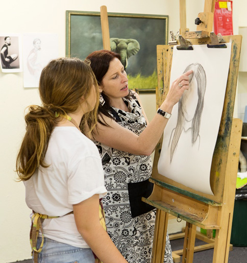 Art Therapy for teens in Shailer Park